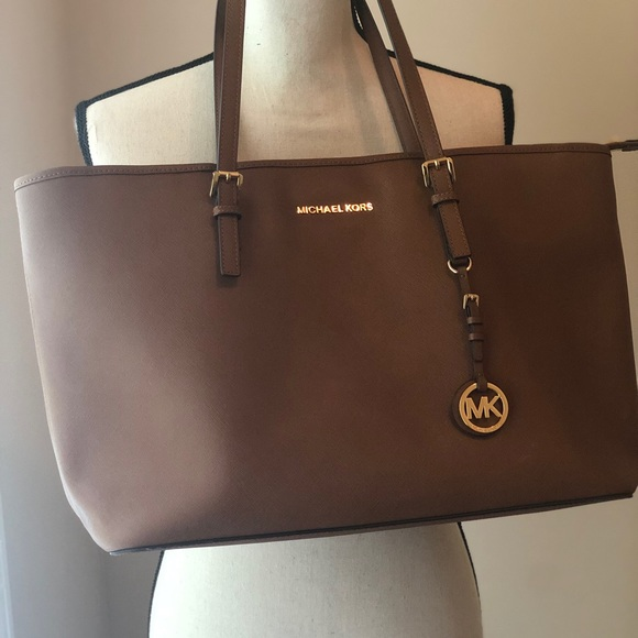 Large Michael Kors TravelBusiness Tote